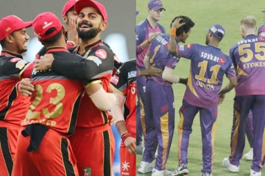RCB v RPS: Banglore loses another tie at home