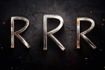 RRR release date, RRR latest updates, latest shooting updates of rajamouli s rrr, Ajay devgn