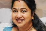 Sri Lanka bomb Blasts, Radhikaa Sarathkumar in sri lanka bomb blast, sri lanka blasts tv actress radhikaa sarathkumar checks out from hotel minutes before deadly blast, Kannada