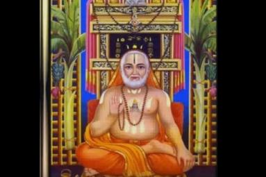 Sri Raghavendra Swamigala Aaradhana - SVK Temple