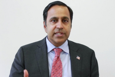 Raja Krishnamoorthi Seeks Details of Sting Operation on Fake University