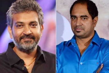 Rajamouli shocked with Krish