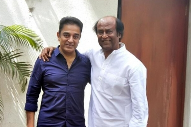 Rajini and Kamal thanks AP for the Honour