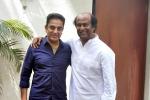 Rajini and Kamal thanks AP for the Honour