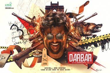 Rajinikanth's Dual Role in Darbar