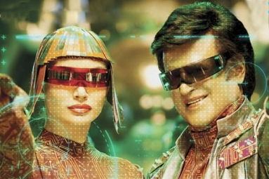 Rajinikanth's 2.0 Trailer Updates