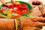 raksha bandhan 2019 date in india calendar, raksha bandhan 2018 date in india calendar, raksha bandhan 2019 things you must place on the rakhi thal, Abroad