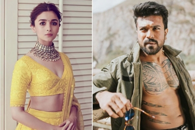 Alia Bhatt to Play Ram Charan's 'Sita' in RRR
