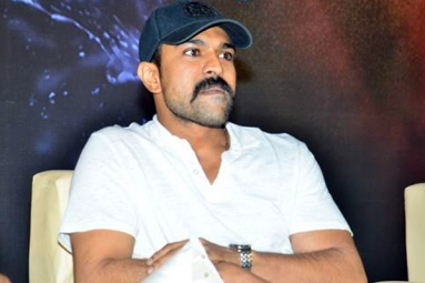 Ram Charan Injured On RRR Sets