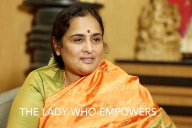 Ratna Prabha - The Lady Who Empowers