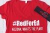Arizona #Redfored Leaders Utilise Weekend To Plan