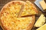 hawaiian pizza dominos, pineapple pizza dominos, rejoice pizza lovers domino s launches pizza with pineapple toppings and people has divided opinions, Pizza