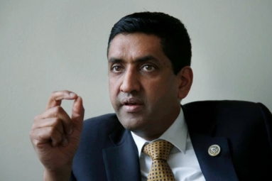 Rep. Ro Khanna Backs Trump on Troop Withdrawal from Afghanistan