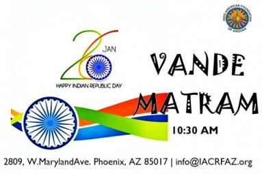 Republic Day Celebrations - IACRFAZ
