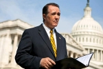 Republican Congress Trent Franks resigns amid sexual harassment probe