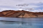 "Residents of Pangong Tso ""Living in Fear"" after China Occupies Nearby Hills"
