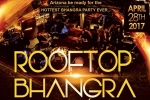 Rooftop Bhangra in Arizona