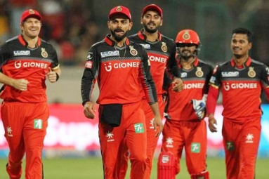 RCB Creates History In IPL