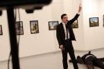 ambassador shot dead, Ankara, russian ambassador to turkey shot dead in ankara, Jihadists