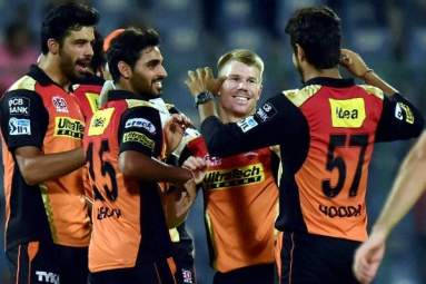 SRH Drowns RCB In the First Match of IPL
