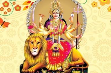 Durga Navratri Celebrations - SVK Temple