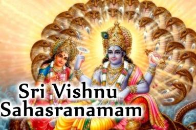Laksha Tulasi Archana & Akhanda Vishnu Sahasranama Parayana