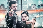 Sujeeth, Shraddha Kapoor, saaho four days collections, Jackie shroff