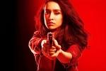 Shraddha Kapoor, Shraddha Kapoor, saaho teaser release updates, Stylish