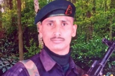 Army Jawan, Sachin More Dies While Saving Colleagues along LAC