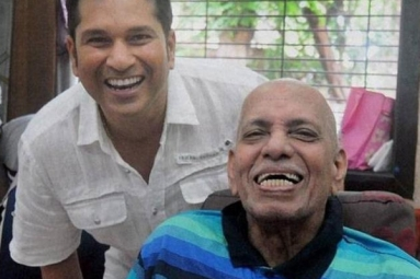 Sachin Tendulkar's Childhood Coach Ramakant Achrekar Passes Away