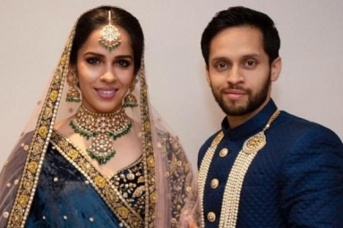 Parupalli Kashyap, Saina Nehwal Hosts a Grand Reception