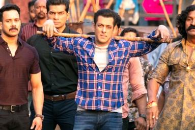 All eyes on Salman Khan's Radhe