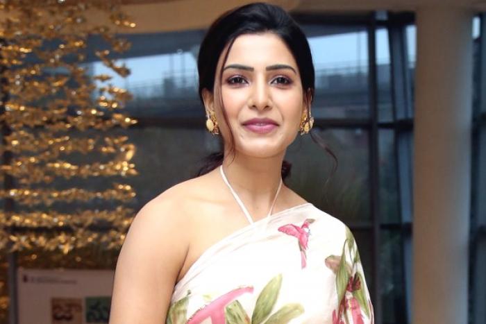 Samantha Out Of Maha Samudram?