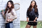 sania mirza photoshoot, sania mirza, in pictures sania mirza giving major mother goals in athleisure fashion for new shoot, Instagram