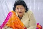 Choreographer Saroj Khan Rushed to Hospital for Breathing Issue, Tests Negative for Coronavirus