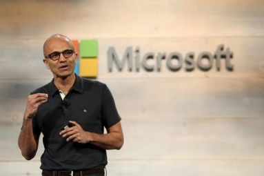Microsoft's CEO Satya Nadella Rakes in $35 Million in Share Sale