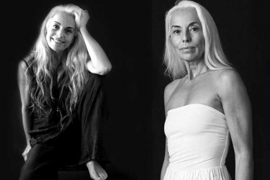 This 63-Year-Old Model Share Her Secrets to Graceful Aging