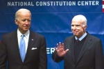 Senator John McCain Receives Liberty Medal