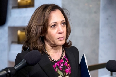 Indian Origin Senator Kamala Harris Racially Targeted Online