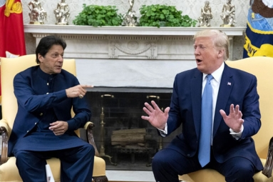 Senators Urge Trump to Mediate Between India and Pakistan