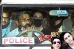 SRK's Son Aryan Khan Nabbed In Drugs Case