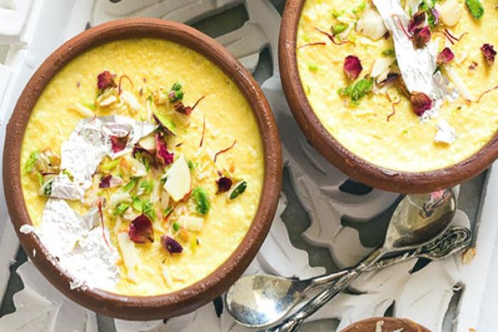 Shahi Phirni - a Soothing Dessert Recipe