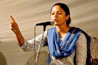 Shehla maintains that some slogans of not good taste were raised in JNU