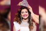 Indian-American Shree Saini Crowned Miss India Worldwide 2018