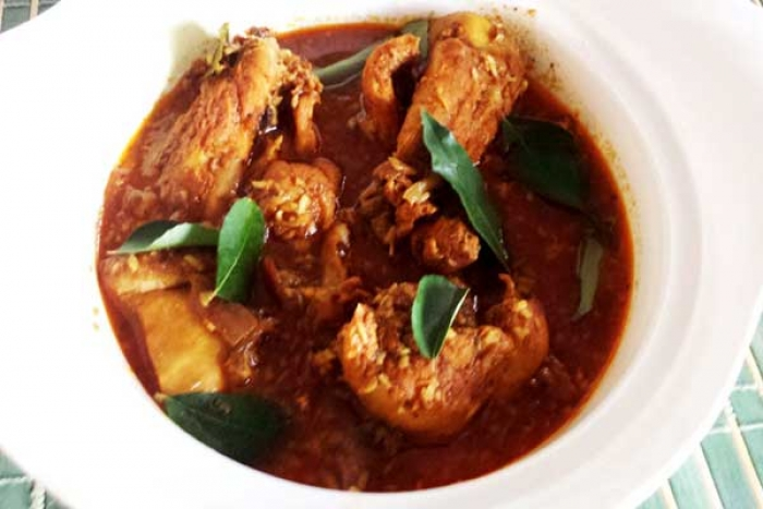 Easy and Simple Chicken Curry Recipe