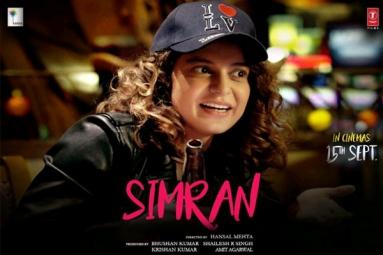 Simran Hindi Movie