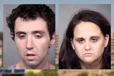 Man, Women accused and arrested for stealing bags in Sky Harbor