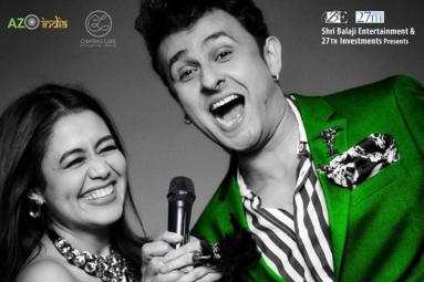 Sonu Nigam Neha Kakkar - Live in Concert
