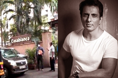 Six Locations Of Sonu Sood Raided By IT Officials