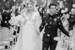 joe jonas wife, sophie turner and joe jonas wedding, sophie turner and joe jonas share first photo of their wedding day and it is every bit gorgeous, Beauty